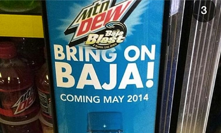 The Queue: Blast of Baja