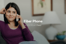 Google's 'Fiber Phone' is a new kind of land line