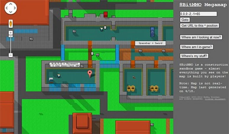 8BitMMO adds zombies, mega map, and more