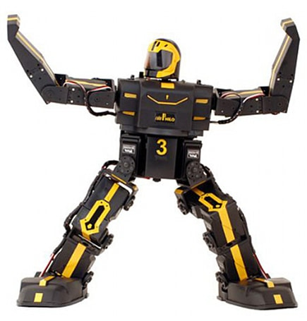 Programmable RoboPhilo humanoid on sale now for $500