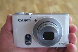 Canon PowerShot S110 Hands-On