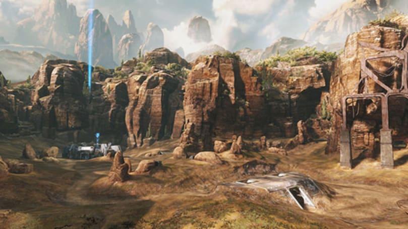 Fan-favorite Halo 2 map Coagulation returns as Bloodline