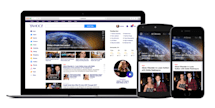 Yahoo unifies its homepage and news app with more content