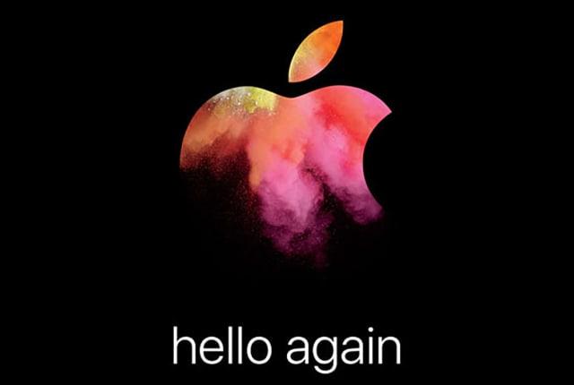 苹果将于 10 月 27 日推出新款 Mac 电脑