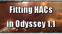 EVE Evolved: Fitting Heavy Assault Cruisers in Odyssey 1.1