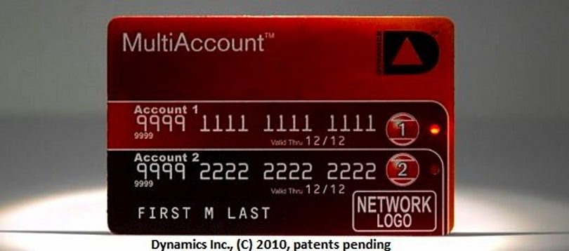 Dynamics' credit card-based computing platform makes what little money you have more secure (video)