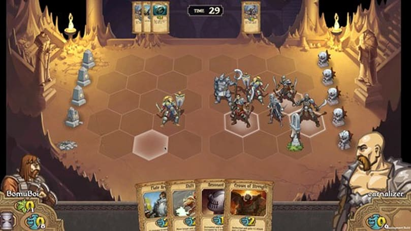 Mojang's Scrolls beta unravels at 'end of April'