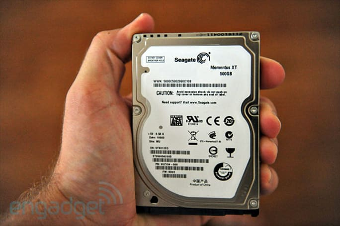 Momentus XT hybrid drive causing headaches, Seagate working to fix