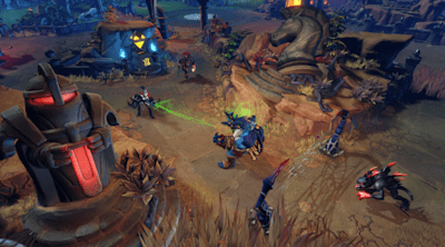 Crytek's Arena of Fate is a MOBA for people frustrated by MOBAs