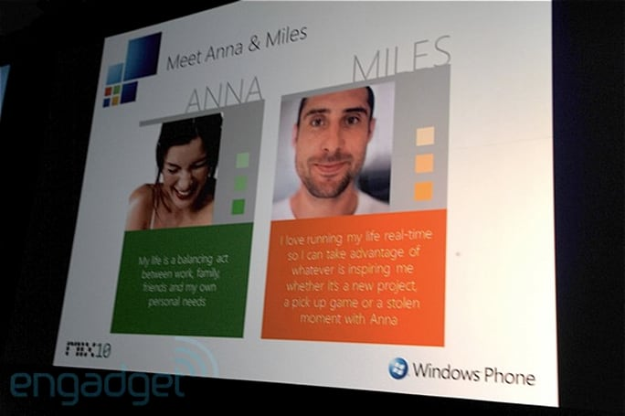 Windows Phone 7 Series targeted at 38 year-old 'life maximizers'