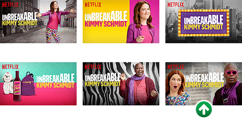 Netflix knows which video thumbnails you're likely to click