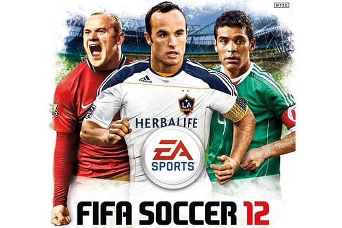 FIFA 12 cover athletes revealed, screaming tradition continues