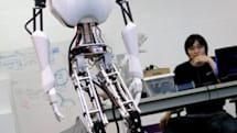 Virginia Tech researchers reveal full-sized CHARLI-L humanoid robot (update: video!)