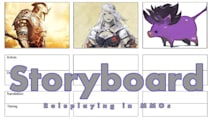 Storyboard: Roleplaying for churn
