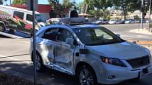 Google 自駕車被捲入一宗嚴重車禍中