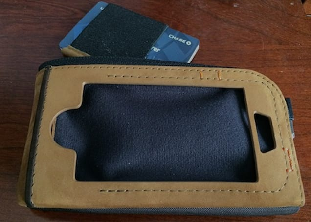 CAZLET: A different take on the iPhone wallet case