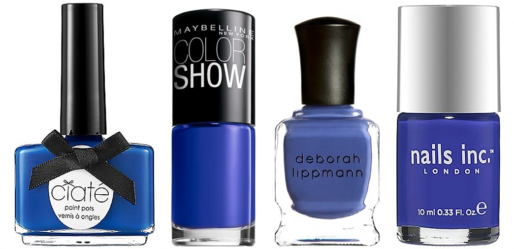Top 9 at 9: Cobalt Blue Polishes and Beyond!