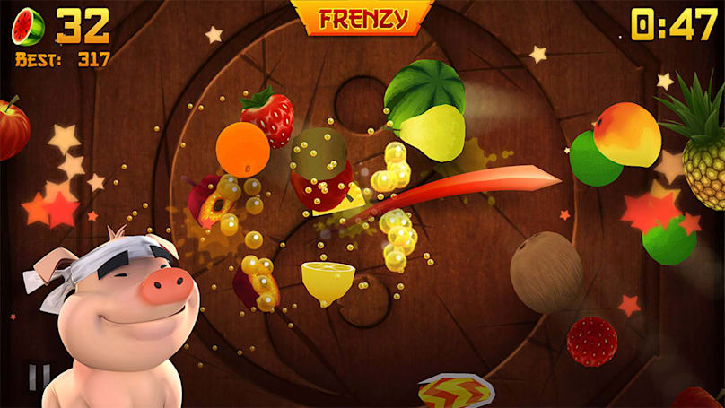 'Fruit Ninja' studio removes 'designer' as a role