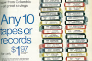 Columbia House owner wants to drop its mail-order business