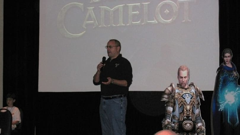 The Game Archaeologist and the Quest for Camelot: A talk with Mark Jacobs