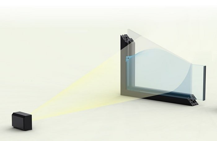 Fraunhofer's new security device turns your window into a motion detector