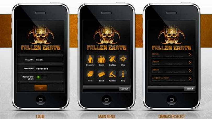 Massively Mobile: iPhone apps for your favorite MMOs