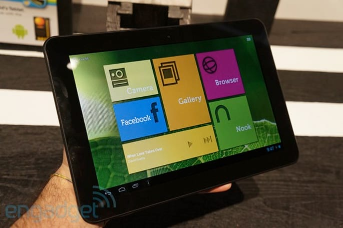 Polaroid shows off M10 tablet for $229, we go hands-on (video)