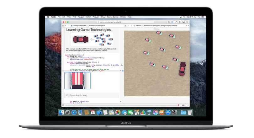 Apple makes its Swift programming language open source