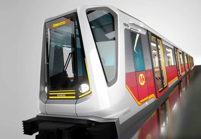 BMW Designworks USA flexes its eco muscle with Siemens Inspiro subway concept
