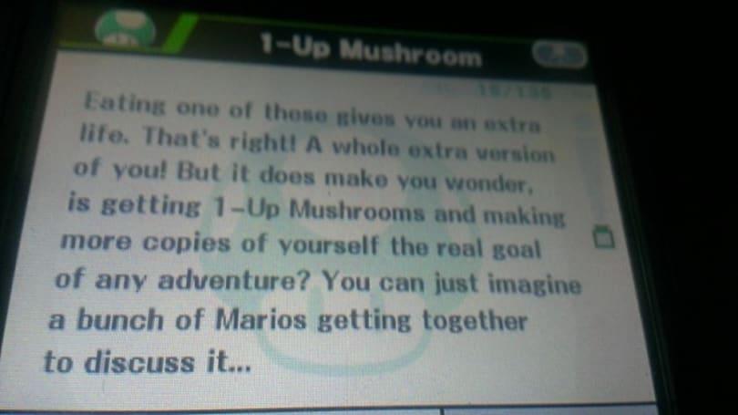 Super Smash Bros. hints that Mario's extra lives are clones