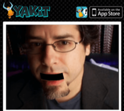 YAKiT: Silly addictive fun with pictures