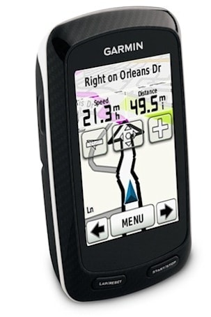 Garmin rolls out touchscreen-based Edge 800 cycling GPS