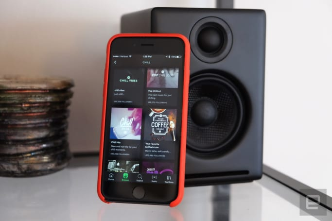 A simple tweak to Spotify's iOS app makes navigation a lot easier