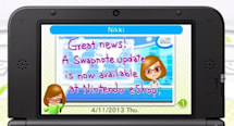Nintendo keeps things PG on the 3DS, kills off Swapnote's internet messaging