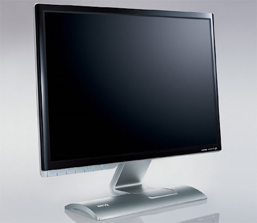 BenQ grabs green card with LED-backlit V2200  / V2400 Eco monitors
