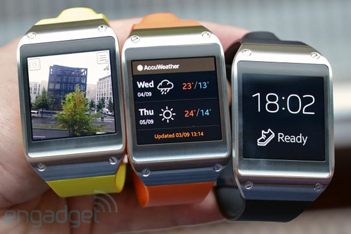 Samsung exec admits Galaxy Gear smartwatch 'lacks something special'