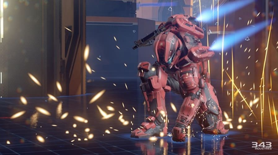 The new dance in Halo ...