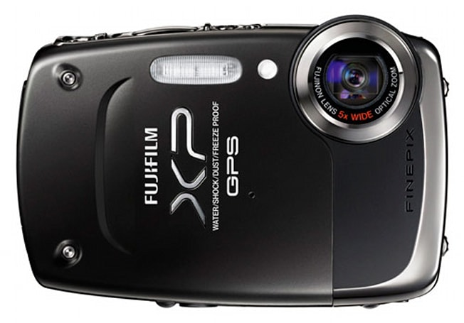 Fujifilm adds GPS module, geotagging functionality to waterproof Finepix XP30 camera