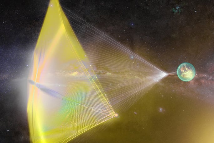 'Starshot' plan gets probes to Alpha Centauri in your lifetime