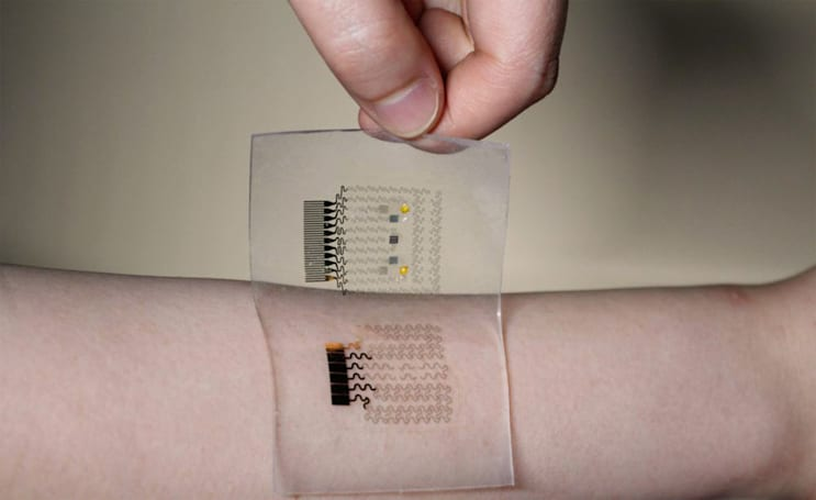 Graphene-based patch can help monitor blood sugar levels