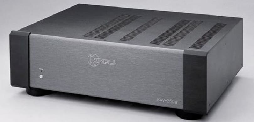 Krell recalls select amplifiers to cool off the sound