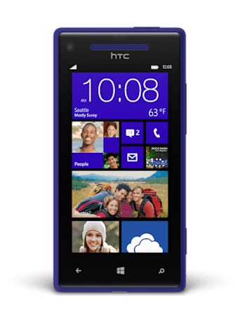 HTC working with Microsoft to bring Windows Phone Blue to 8X