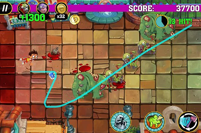 Zoombies is a fiesta of undead carnage