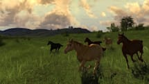 LotRO shows off the vistas of Rohan in new video and stills