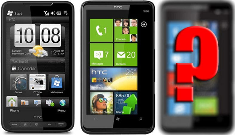 HTC HD8 hides out in Romania, Windows Phone app spills the beans