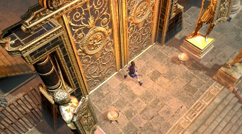 Path of Exile unveils more of the Hall of the Grandmasters