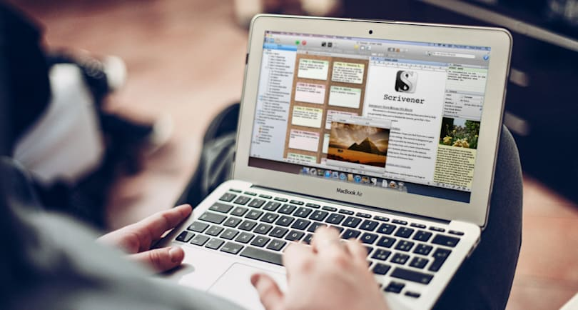 Why you should ditch Microsoft Word for Scrivener