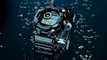 G-SHOCK「カエル」に7年ぶり新作登場。水深も測れるダイバーズウオッチ FROGMAN GWF-D1000