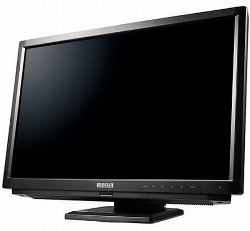 IO-Data shows off 24-inch LCD-TV241XBR-2 TV / monitor