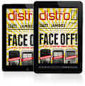 Distro Issue 40: the battle for smartphone dominance continues and we go hands-on at CTIA 2012